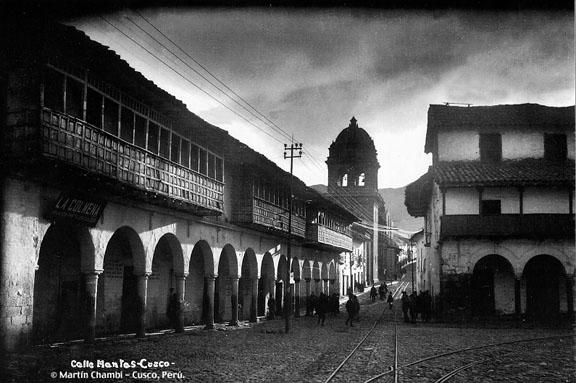 Martin Chambi: Cuzco