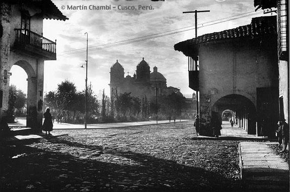 Martin Chambi: Cuzco's Plaza de Arms