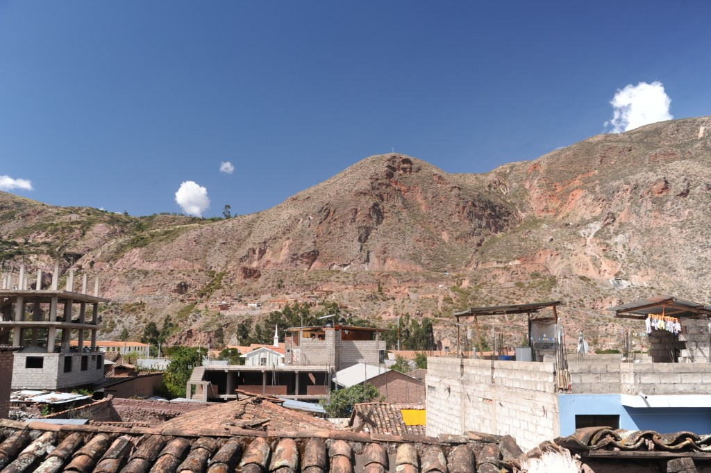Urubamba: The view from my Window